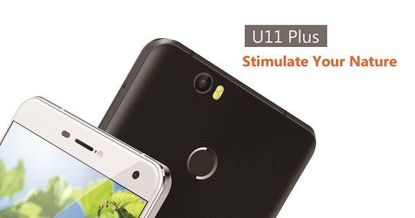 Oukitel U11 Plus, il top di gamma con camera frontale da 16MP