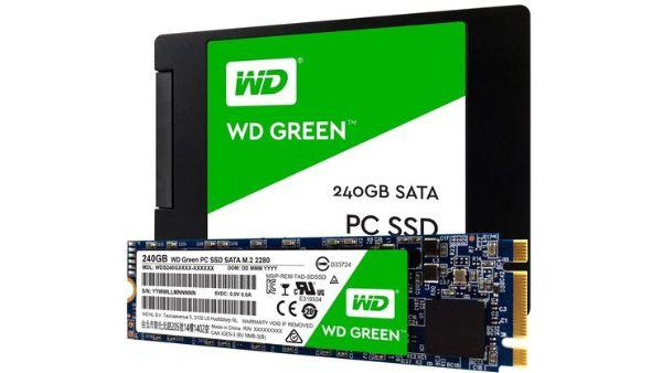 Western Digital annuncia ufficialmente i suoi primi hard disk SSD