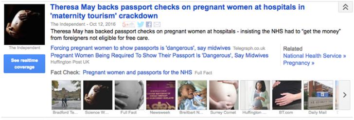 Google News: ecco l'etichetta per smascherare le bufale!