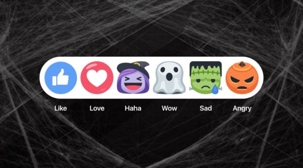 Facebook festeggia Halloween