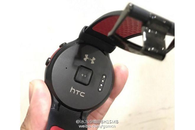 HTC: ecco il primo smartwatch dell'azienda taiwanese con Android Wear