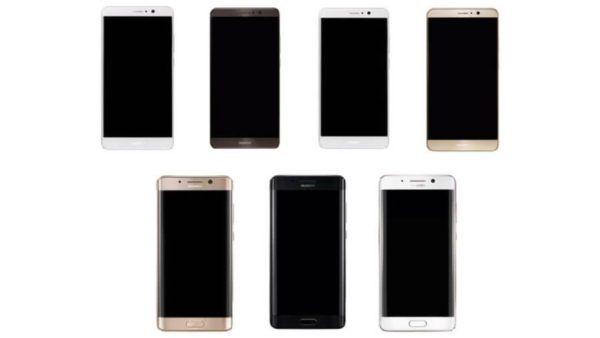 Huawei Mate 9 si avvicina • Sarà disponibile anche con display curvo