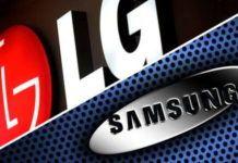 Samsung considera LG