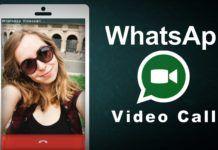 Whatsapp abilita le videochiamate