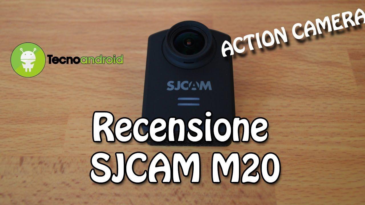 SJCAM M20, recensione dell'action cam economica con sensore Sony