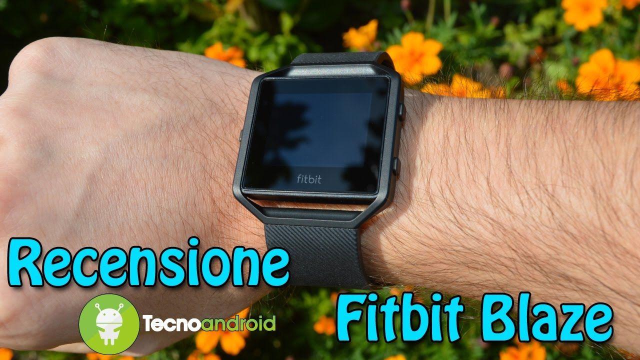 Fitbit Blaze, recensione dello smartwatch per veri sportivi