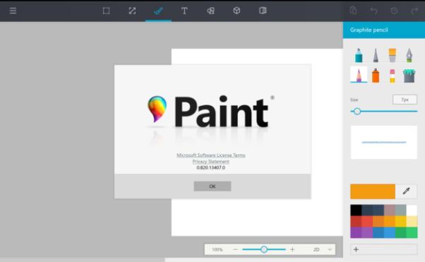 Microsoft rinnova Paint per Windows 10 e Surface
