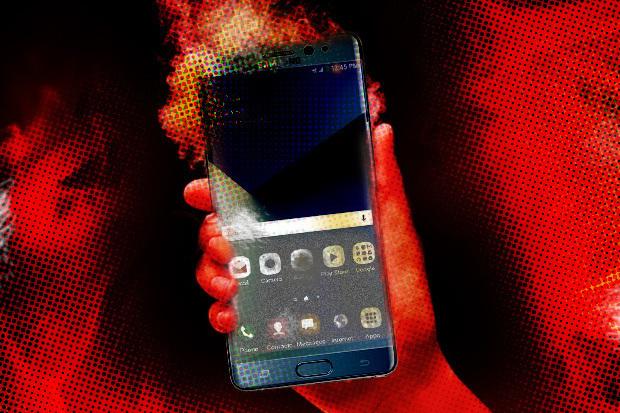 Galaxy Note 7, la caduta dell'impero Samsung