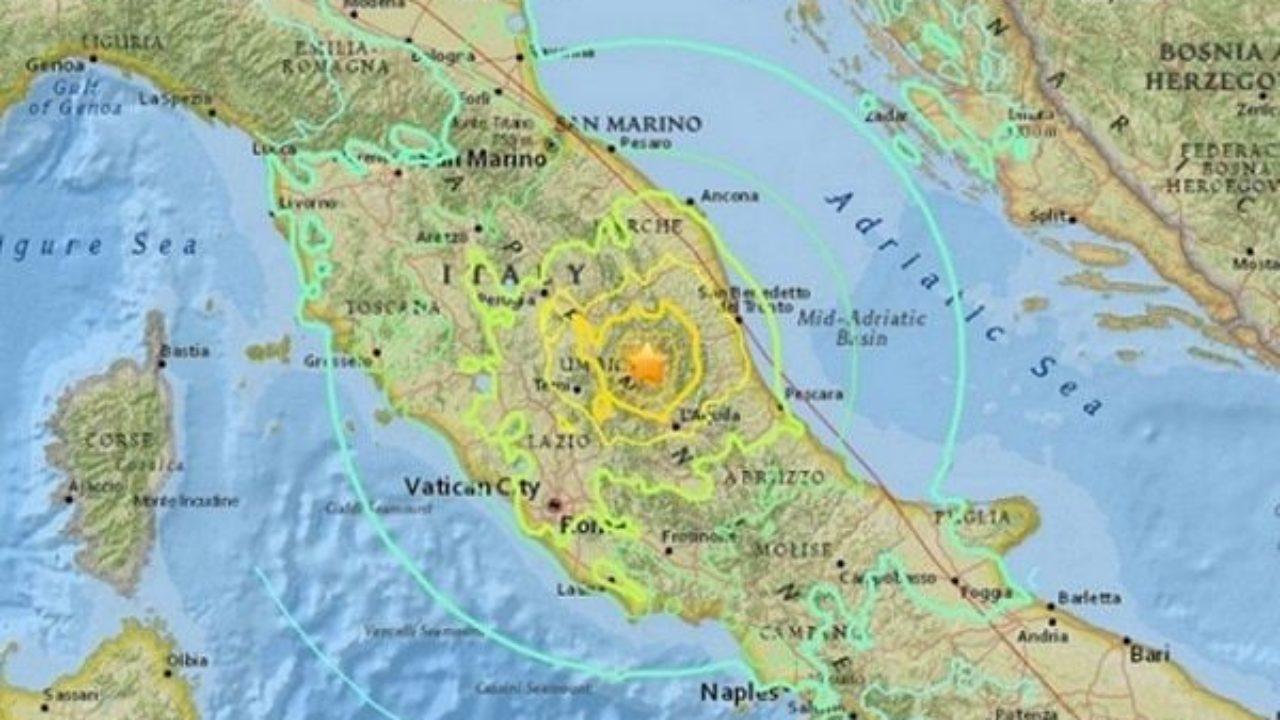 Terremoto App Per Il Monitoraggio Ora Disponibili Sul Play Store