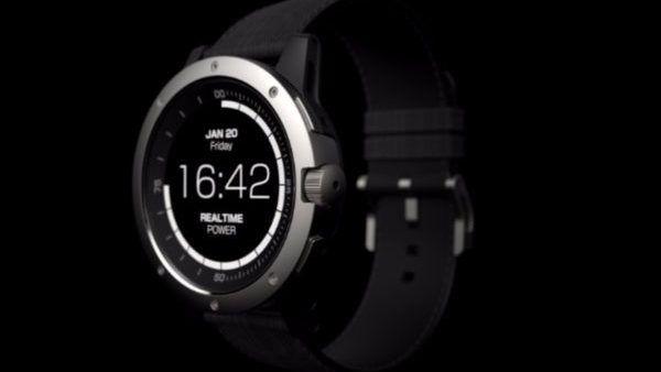 Powerwatch smartwatch
