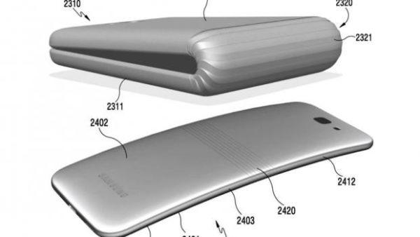 Nel 2017il primo smartphone flessibile?