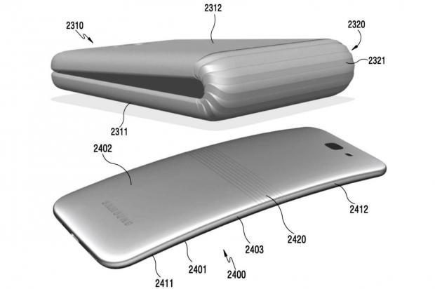 Samsung Galaxy X: così sarà lo smartphone pieghevole del 2017