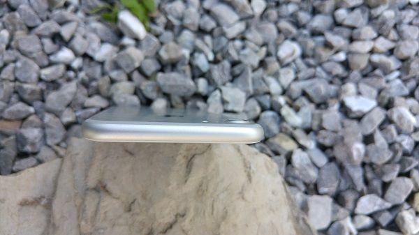iPhone 7 camera sporgente