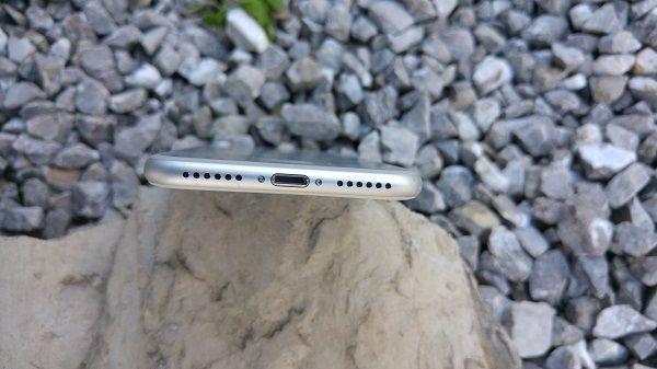 iPhone 7 parte bassa