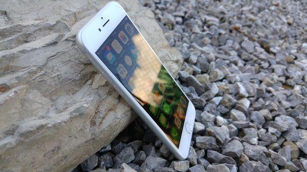 iPhone 7 parte destra