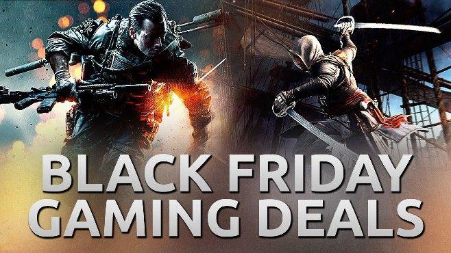 Black Friday – I migliori videogames in offerta su internet!