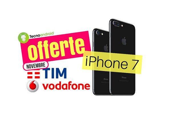 Offerte TIM e Vodafone