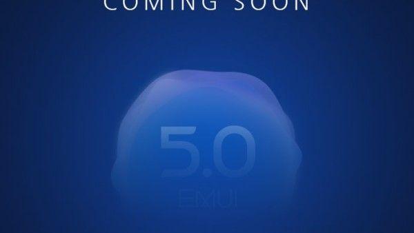EMUI 5.0 in arrivo