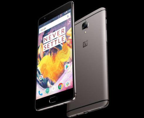 OnePlus 3T è ufficiale: le caratteristiche e il prezzo