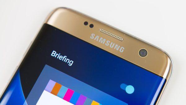 Samsung Galaxy S8 dual camera