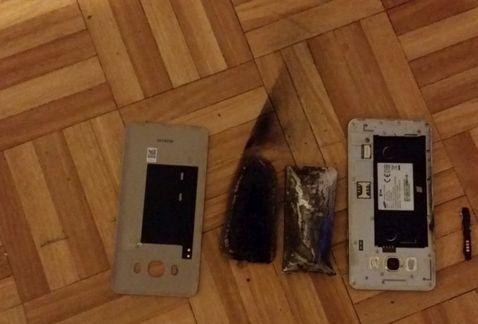 Esplode un Samsung Galaxy J5