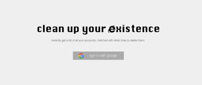 Cancellarsi da Internet