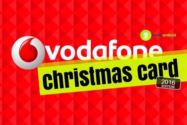Vodafone Christmas Card 2016