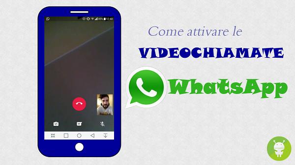 WhatsApp videochiamata 3