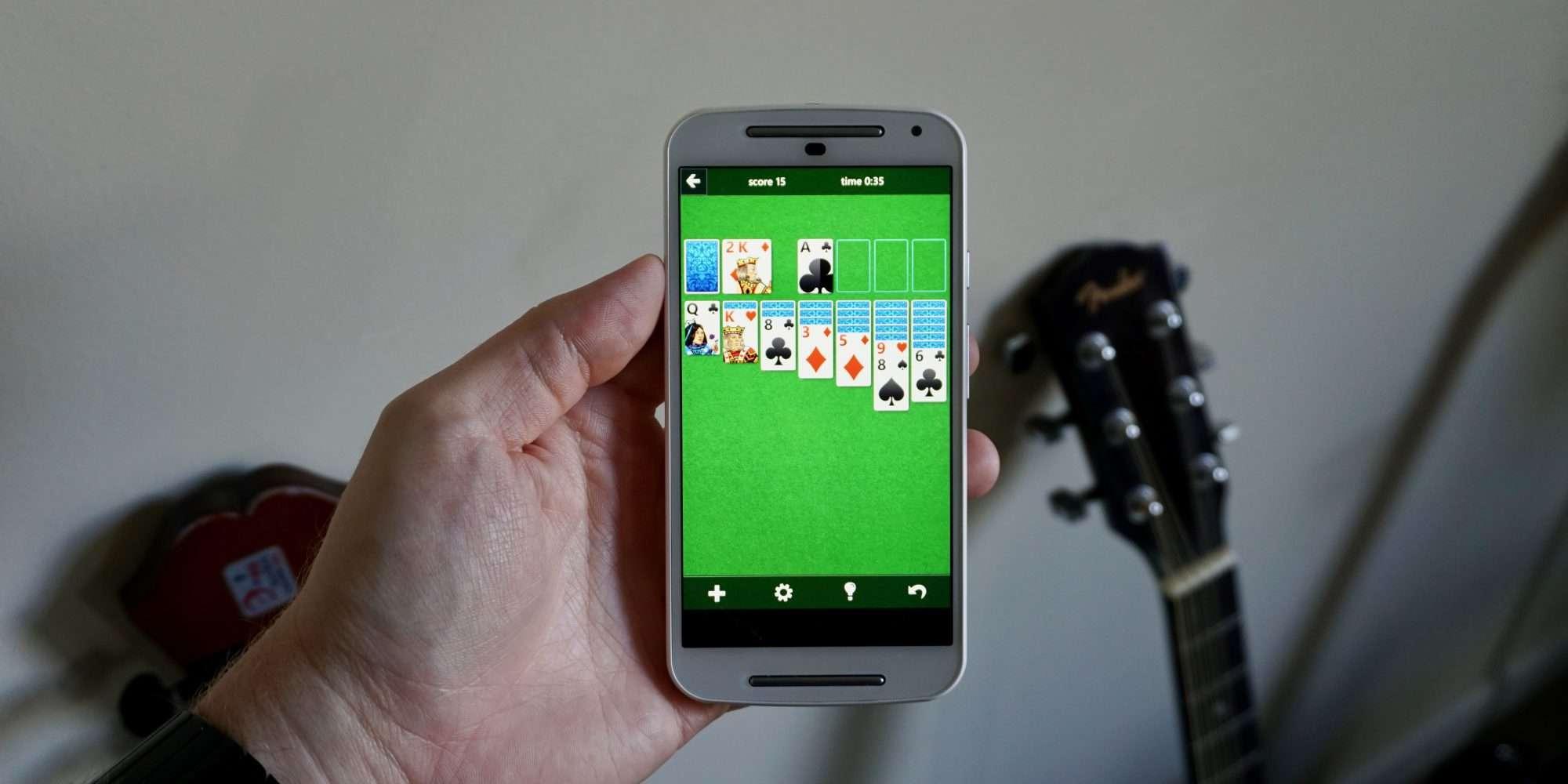 Microsoft Solitario per Android