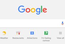 google nuove icone