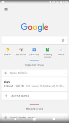google scorciatoie