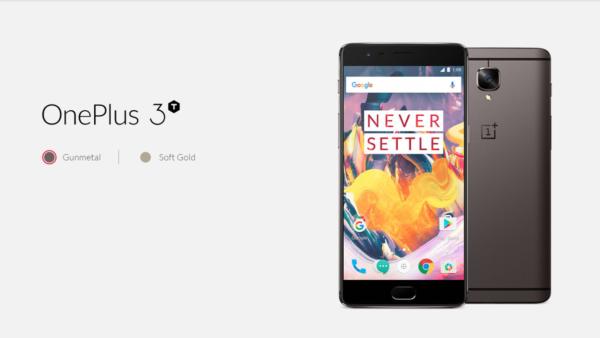 OnePlus 3T scheda tecnica leaked