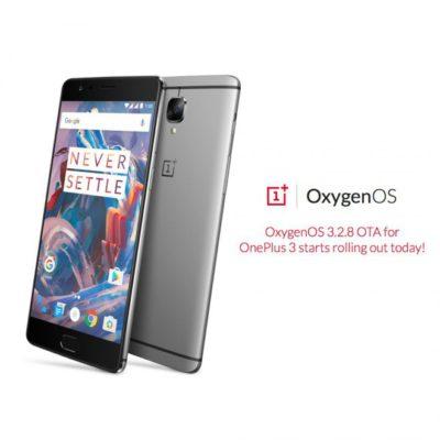 Oneplus 3 oxygenos