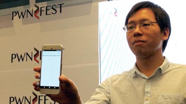 Google Pixel hackerato al PWNFEST