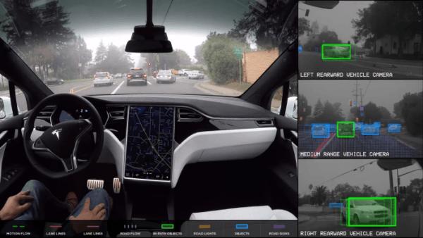 Come funziona la Model S di Tesla
