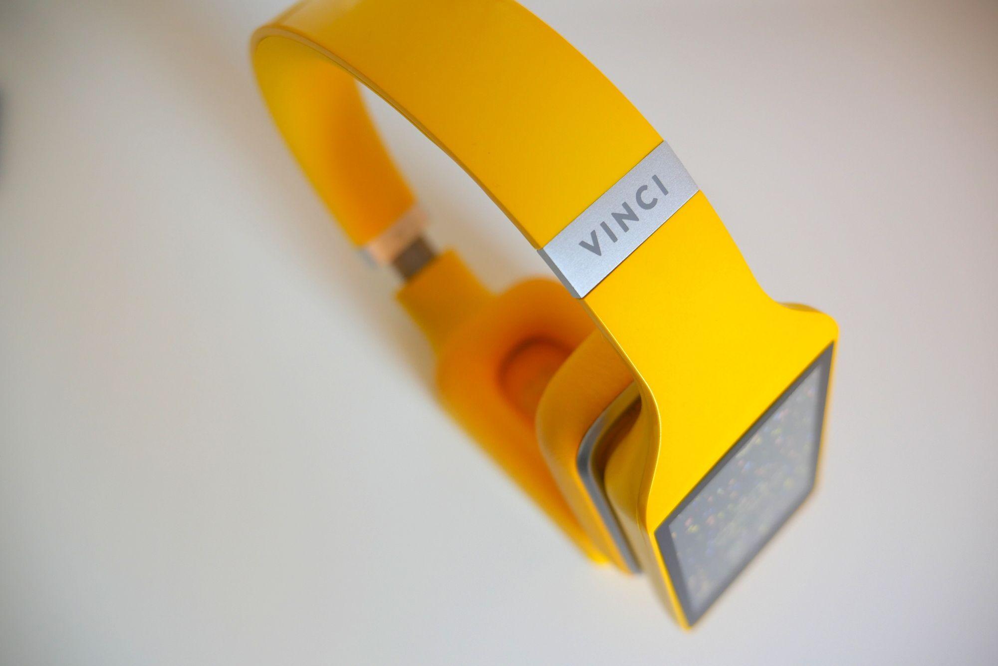 Vinci: ecco le cuffie bluetooth che vi capiscono, e rispondono
