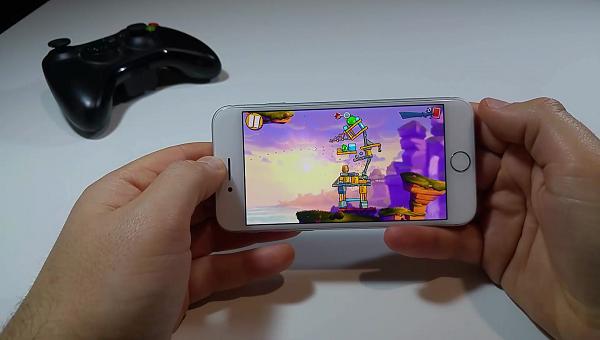 iPhone 7 giocabilità
