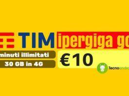 TIM IperGiga Go