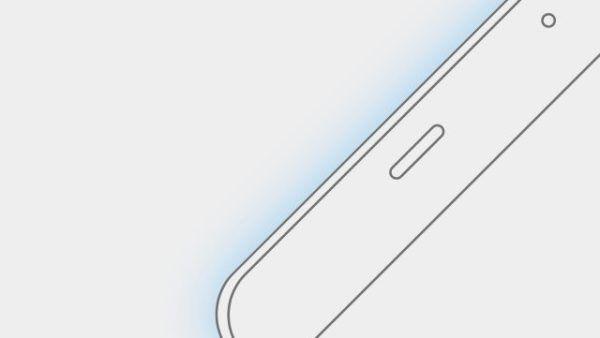La capsula auricolare del nuovo smartphone dell'azienda cinese