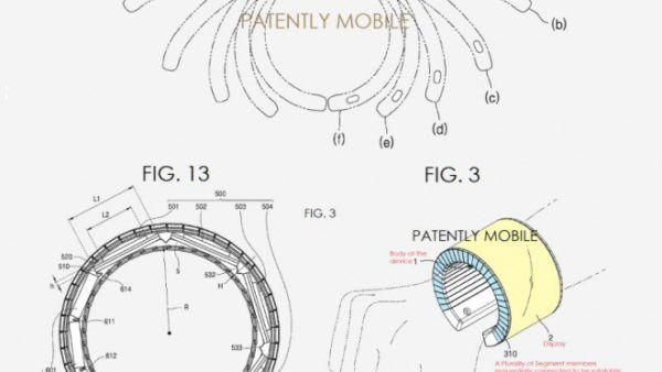 brevetto samsung smartwatch 2