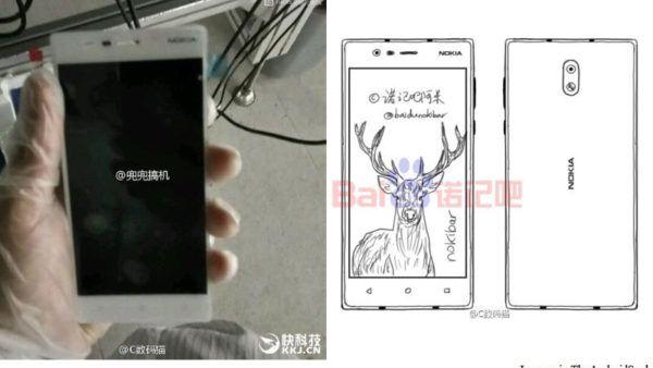 nokia e1 android