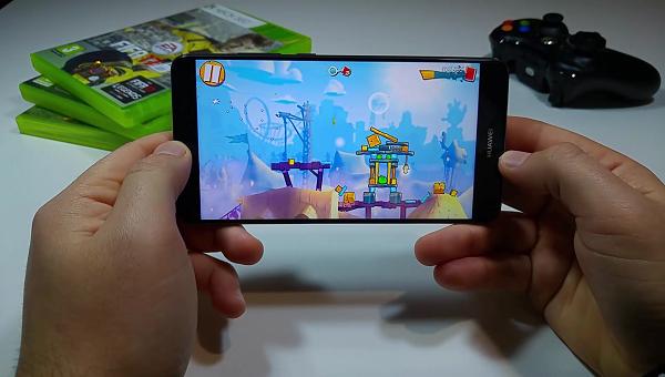 Huawei Mate 9 gaming