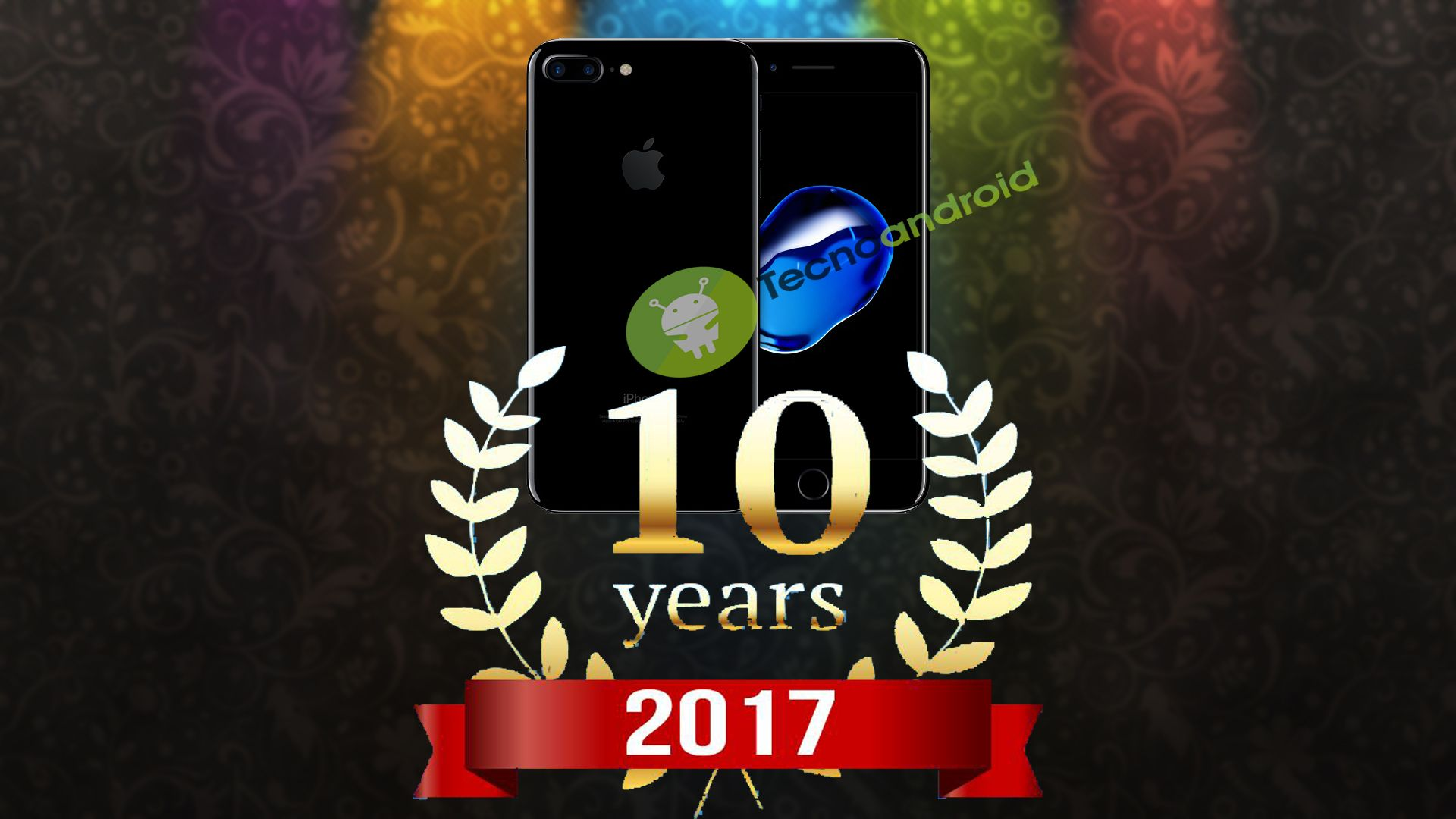 Buon Compleanno iPhone