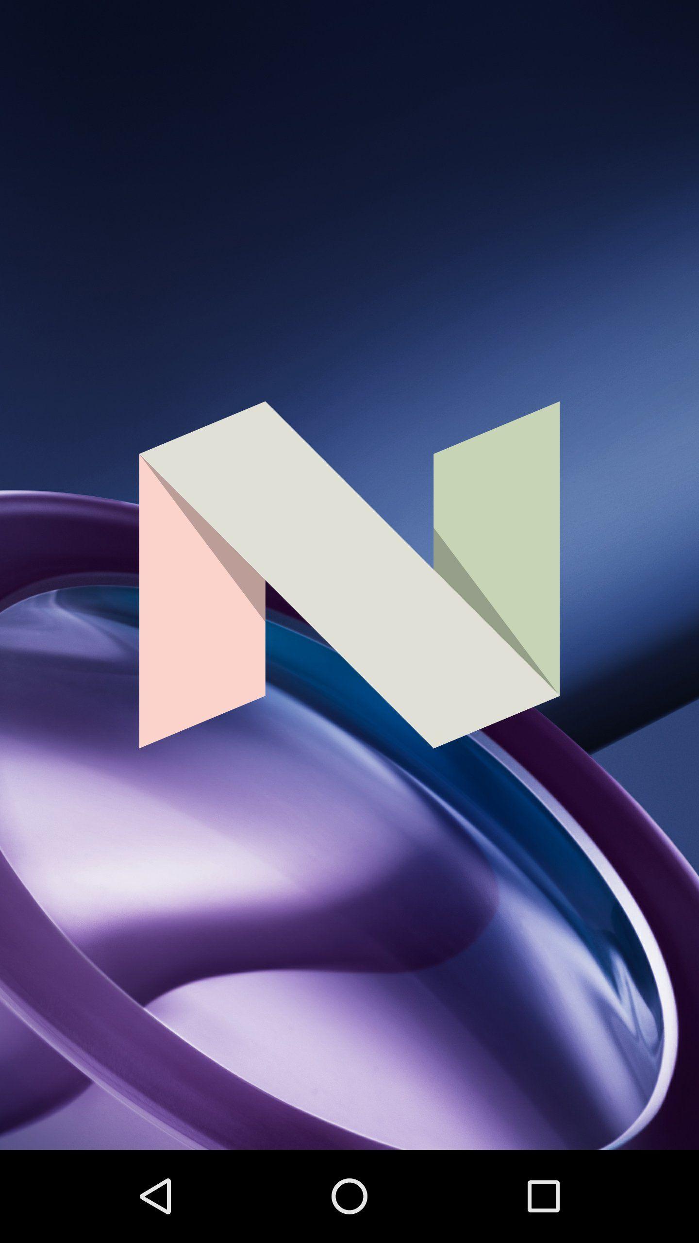 Moto Z si aggiorna a Nougat