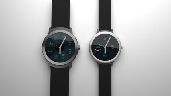Google lancerà due smartwatch