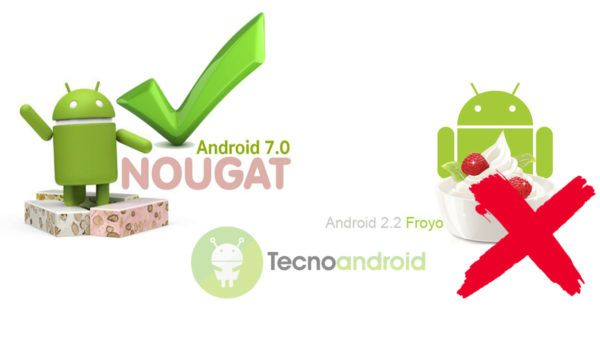 Android Froyo è morto