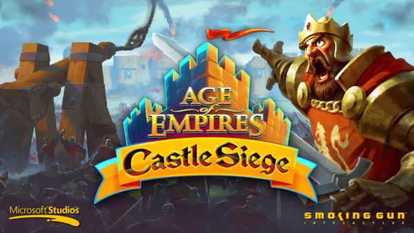 android castle siege age of empires