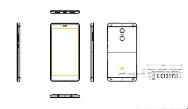 Xiaomi Redmi Note 5 FCC