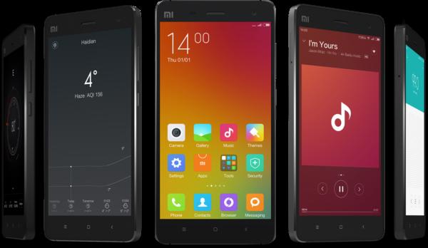 Xiaomi SAR