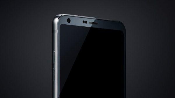 LG G6 sarà impermeabile